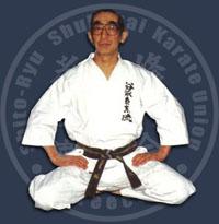 Chojiro Tani O-sensei