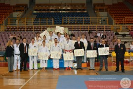 Greece 2014 – Yamada Cup – Dan Gradings